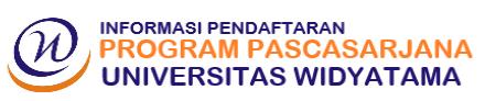 Pendaftaran Pascasarjana Universitas Widyatama